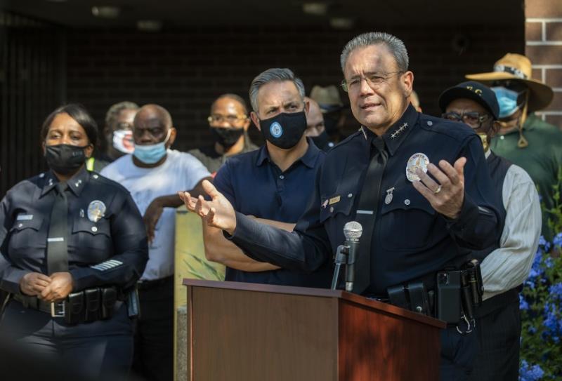 一周19人遭枪击 美国洛杉矶地区近期凶杀案激增
