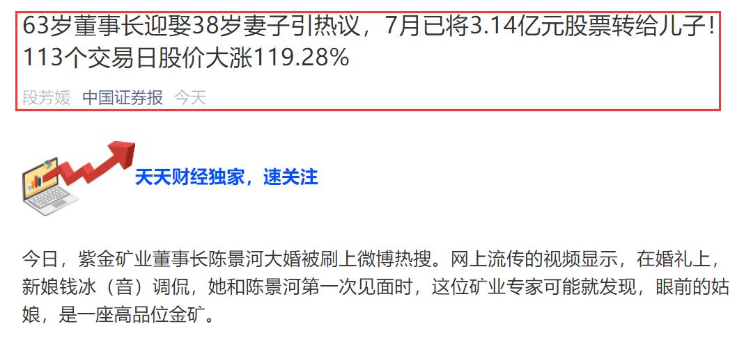 中国证券报报道截图