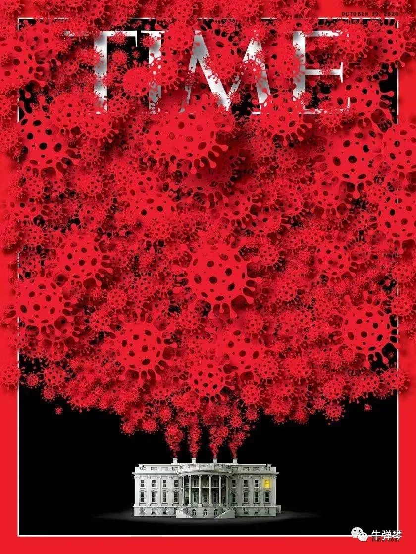 《时代》周刊看不下去了,发了最震撼的一张封面!