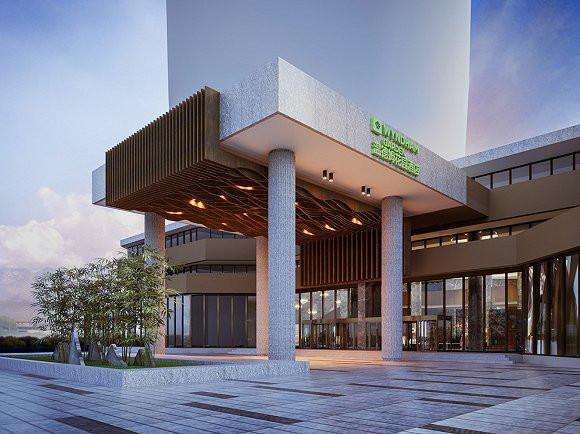 温德姆花园酒店西南首店落户抚仙湖,区域未来大有可为