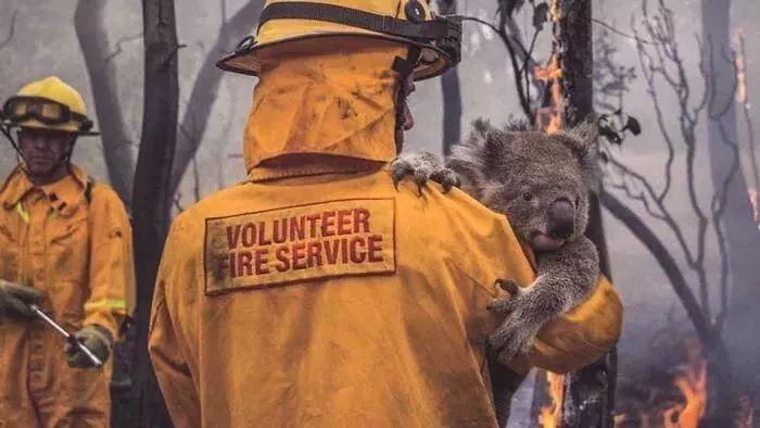 男子因澳洲大火失去家园后命中477万彩票大奖