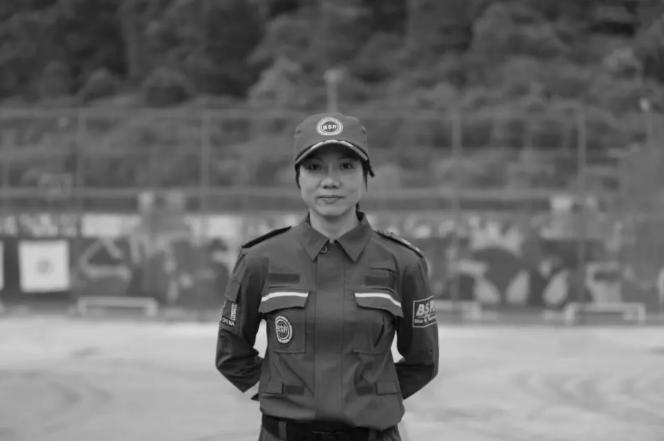 藍天救援隊許挺秀擬被申報為烈士,參與白馬山救援時犧牲圖片