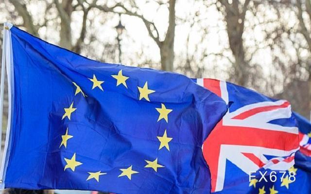 英国和欧盟若能进一步靠拢 英镑有望剑指1.34