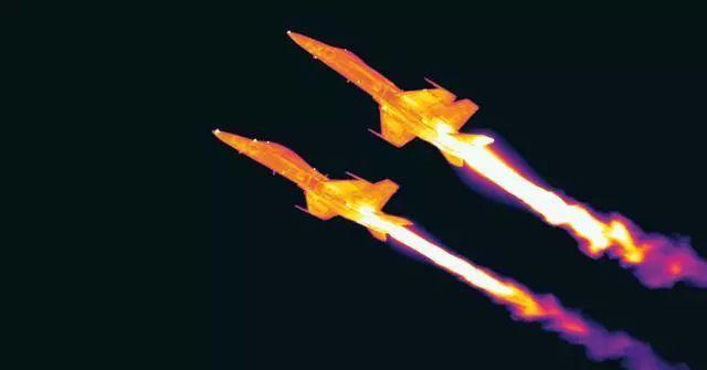 战机的红外隐身能力和雷达隐身是截然不同的领域