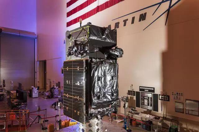 """美国""""天基红外系统""""卫星"""