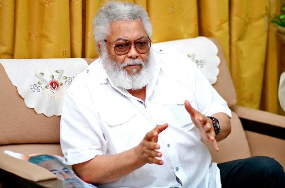 加纳前总统罗林斯因病去世 全国降半旗哀悼一周