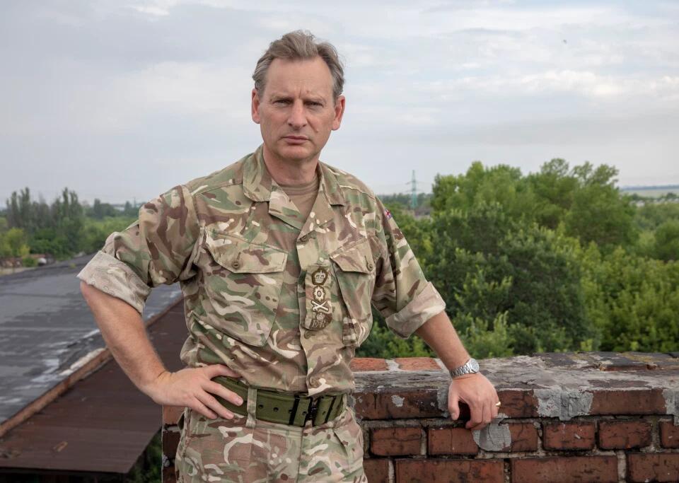 投送到錯誤地點 英國陸軍參謀長視察演習時迷路失聯