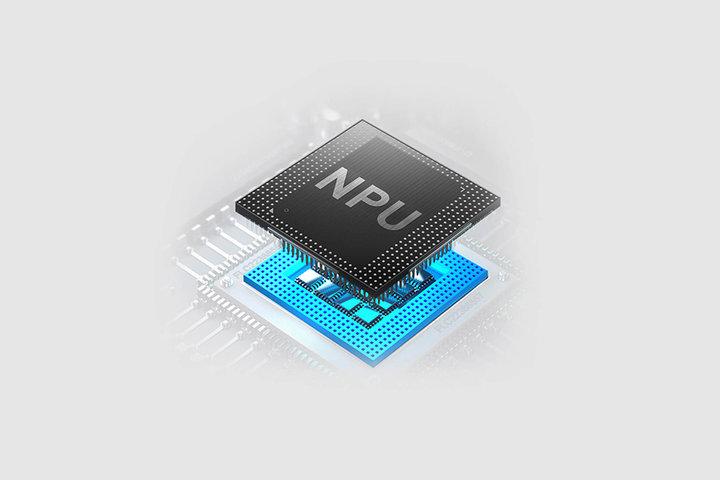 ▲ 拥有 NPU 的芯片往往被称作'AI 芯片'、'仿生芯片'图片来自:泪雪网