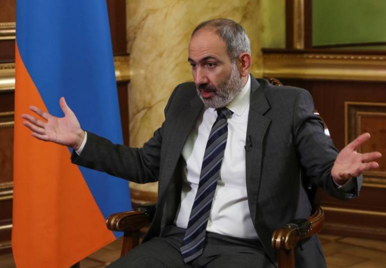 亚美尼亚总理:将为在纳卡地区的失败负责