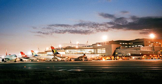 △南非约翰内斯堡奥利弗·坦博国际机场