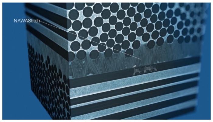 Nawa Technologies新制造工艺使碳纤维复合材料更轻更坚固