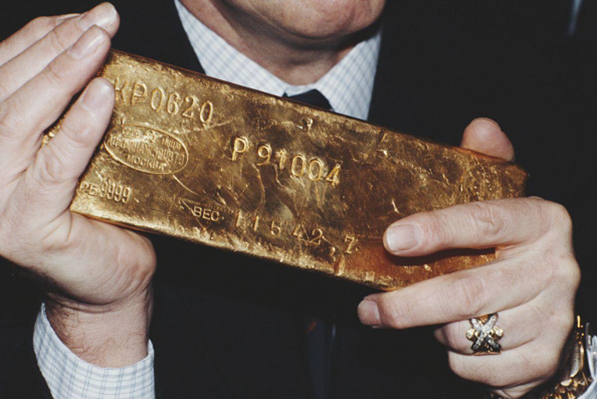 黄金价格萎靡不振 投资者在押注通胀率不会飙升?