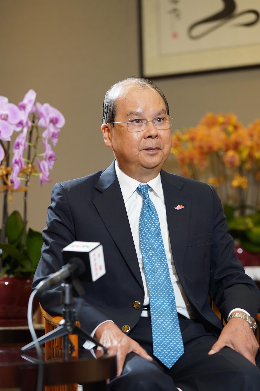 香港特区政府计划未来两年内创造3万个临时工作岗位