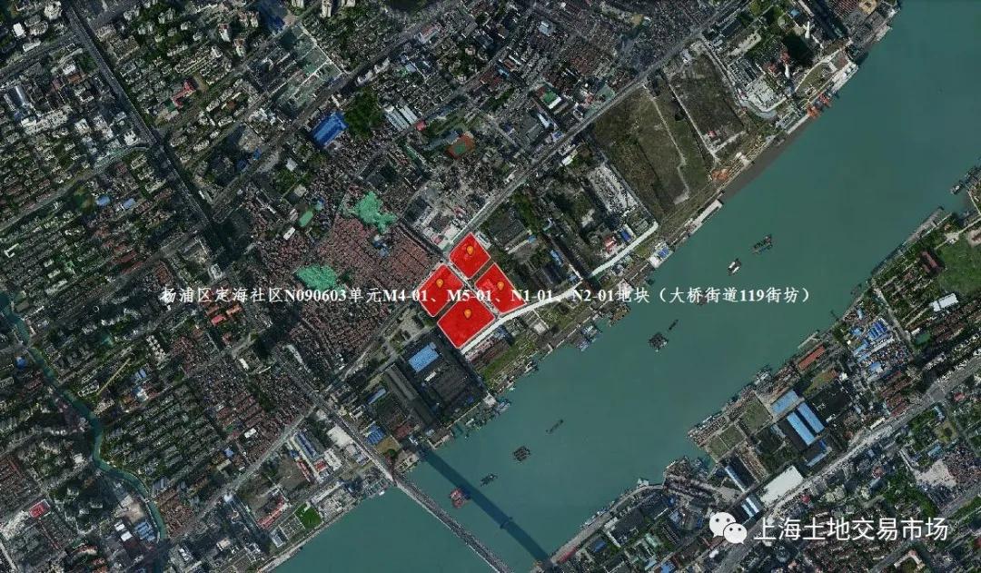 美团65亿竞得上海杨浦商办地块 将建企业上海总部