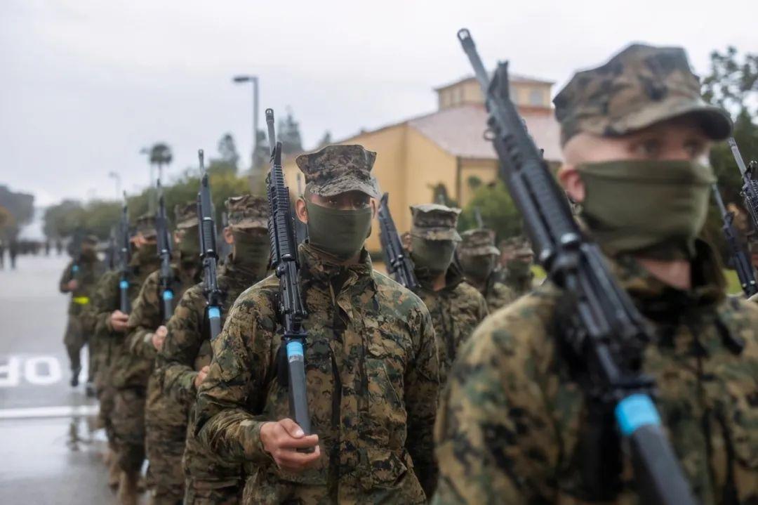 一天新增1314例,美军这单日确诊数够吓人的……