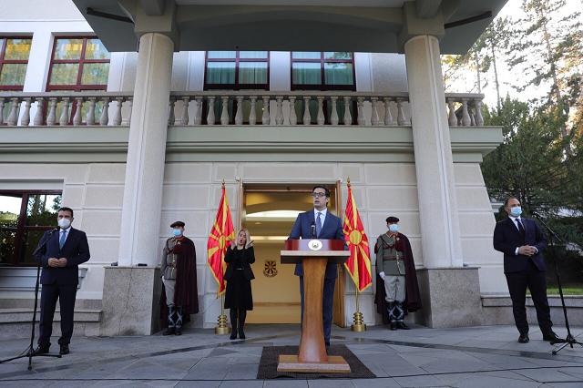 应对新冠疫情 北马其顿拟进入危机状态30天