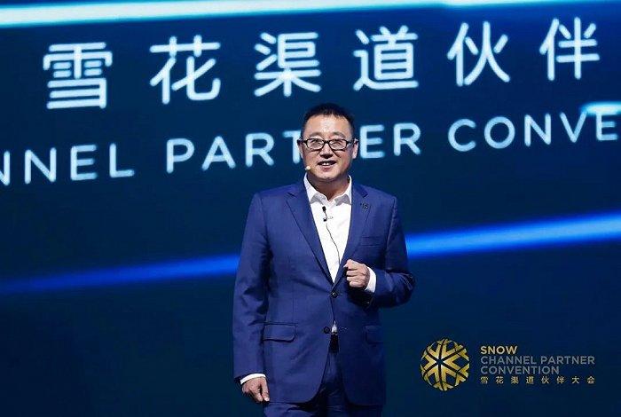 华润啤酒CEO侯孝海。(图片来源:华润啤酒)