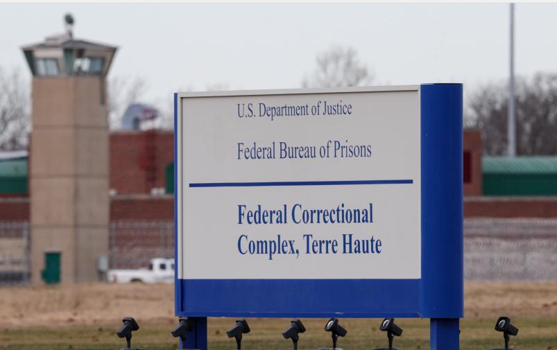 美国女囚死刑被推迟:律师感染新冠迁怒司法部长