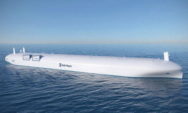 美军无人货船完成4700海里试航 首次通过巴拿马运河