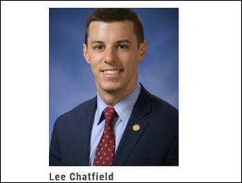 李·查特菲尔德,州议会网站截图