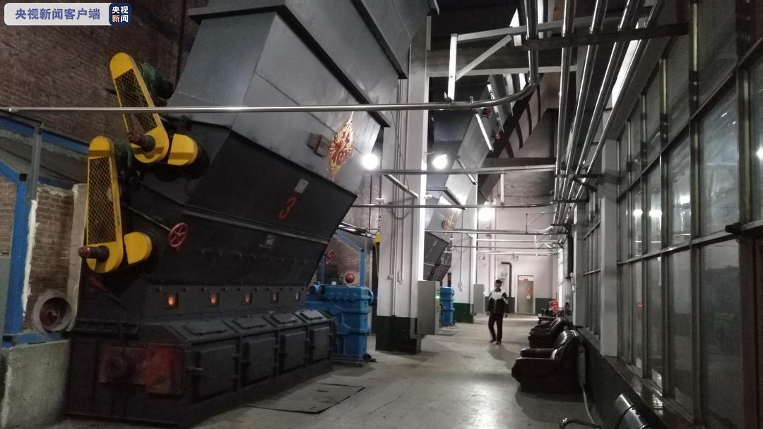 污染物超标排放罚款35万 沈阳对燃煤企业开出供暖季首张罚单