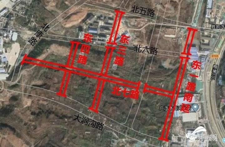山东:济南这9条新建道路选址公示,看路过你家吗?