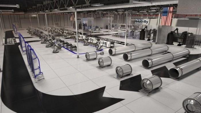 3D打印火箭初创公司Relativity Space完成5亿美元D轮融资 着眼于火星的产业化