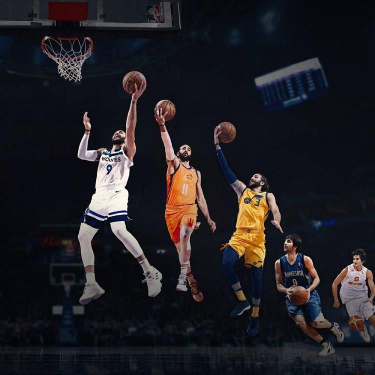 卢比奥:不会在其他NBA球队穿9号球衣 这个号码只在森林狼穿