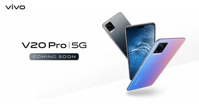 [图]vivo V20 Pro 5G预估12月2日登陆印度市场  起售价约合2668.2元