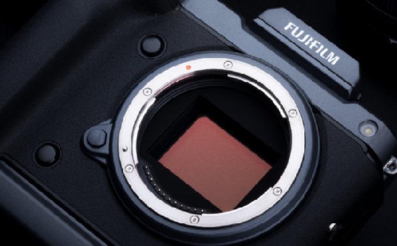 富士GFX100中画幅相机固件升级,照片进入4亿分辨率时代