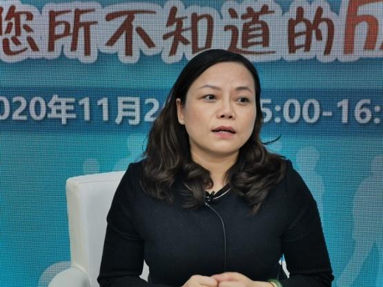 武汉科技大学附属汉阳医院副主任护师肖玲玲