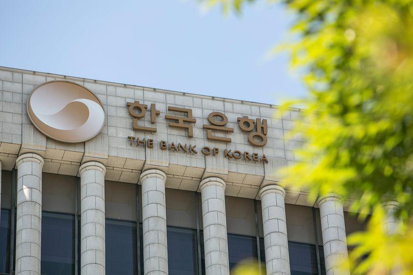 韩央行维持利率不变并上调经济预测 尚不考虑货币政策正常化