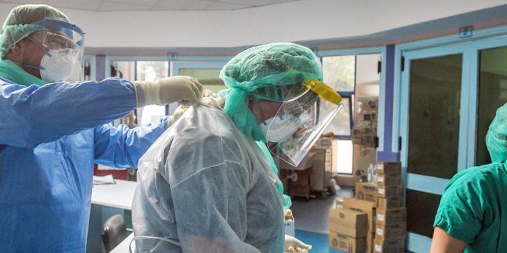 希腊新增1747例新冠肺炎确诊病例 累计确诊103034例
