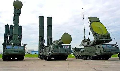 俄罗斯向叙利亚提供的S300导弹