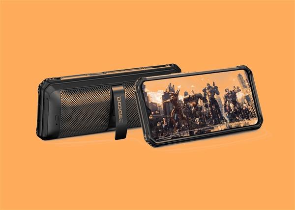 全新三防模块化手机来了:最高8650mAh电池 主摄为索尼IMX582