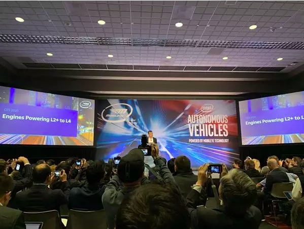 Mobileye的现在与未来: 关于REM,ADAS,以及Robotaxi的未来与挑战 | CES 2020