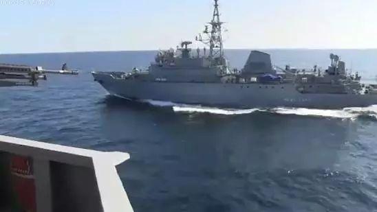 美舰在中东首尝败绩!GPS信号消失5分钟,对手军舰指挥室响起掌声