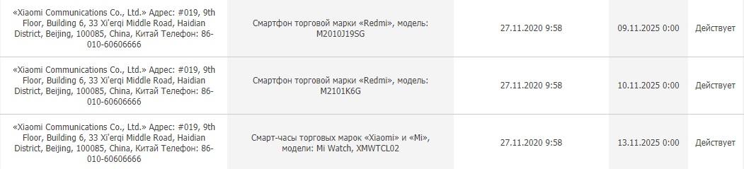 Redmi Note 9 4G通过EEC认证,即将在全球范围内推出
