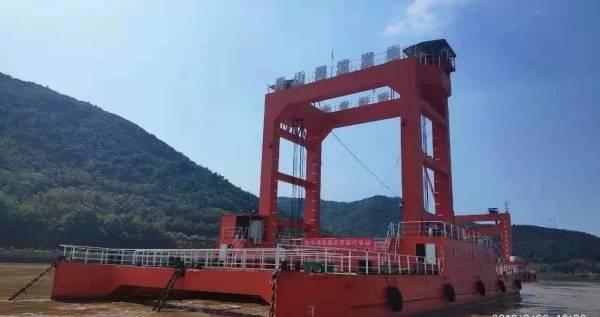 中国最大潮流能发电机组研制成功