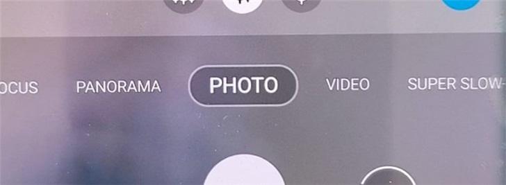 三星Galaxy S20+的拍照界面曝光 前后置均支持录制8K/30帧视频和4K/60帧视频