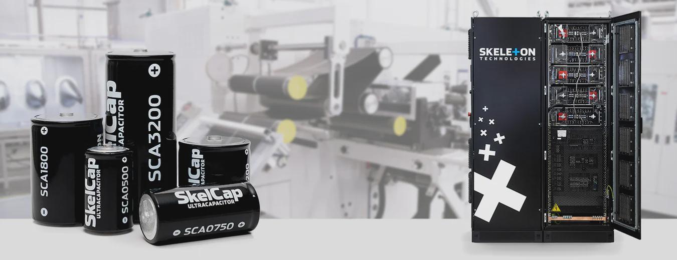 Skeleton再融资3.2亿元:研发可15秒充满电的超级电池