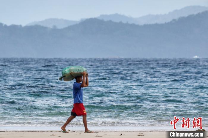 海洋变暖对人类生存有巨大影响。 朱江 摄