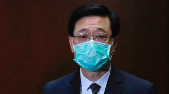 港警拘捕香港电台编导是报复?香港保安局长回应