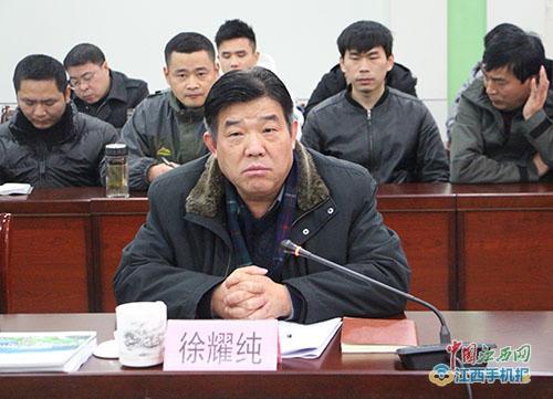江西省考评组到景德镇市督查考评水利工作(图)