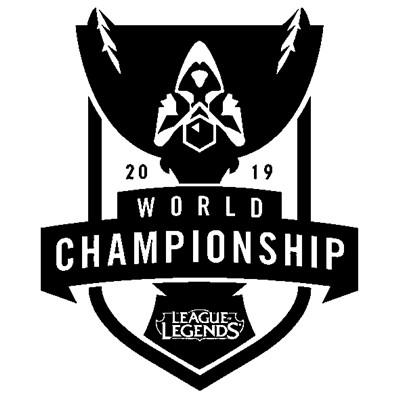 2019英雄联盟全球总决赛标识