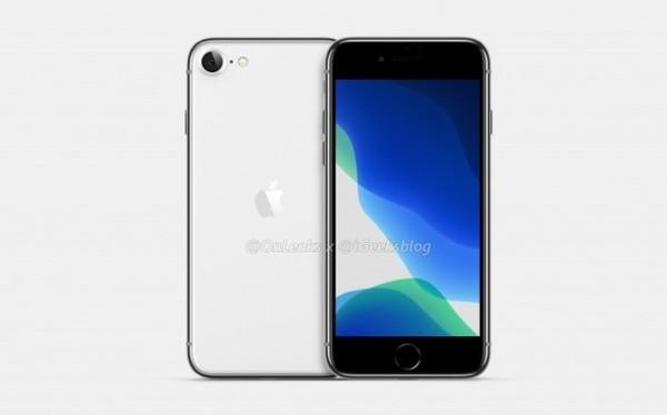 iPhone 9渲染图(图源见水印)