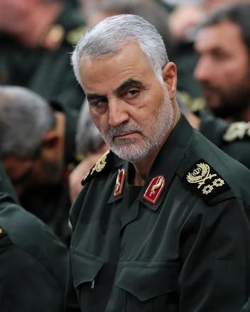 伊朗将领苏莱马尼(图源:俄卫星通讯社)