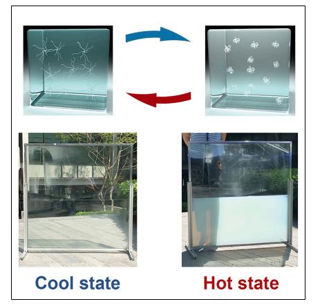 """新加坡南洋理工大学科学家开发节能""""液体窗户"""""""