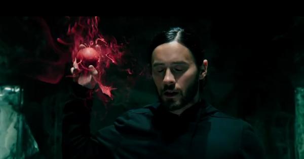 """漫威""""蝙蝠侠""""《莫比亚斯:暗夜博士》发布预告:全新暗黑超英"""