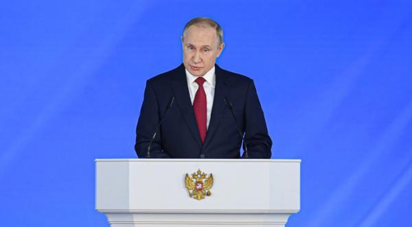 俄罗斯总统普京。新华社 图